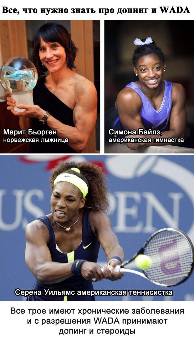 Tai viskas ką reikia žinoti apie dopingą ir tadk...