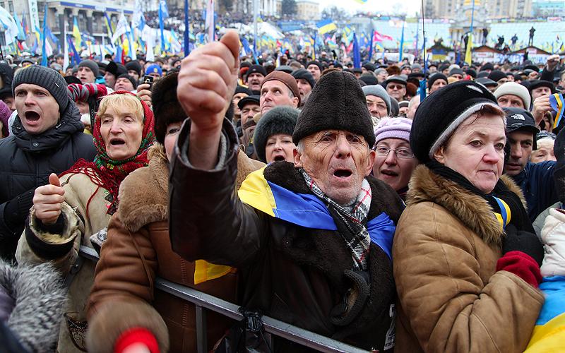 Украина вымирает по плану осталось еще миллионов десять
