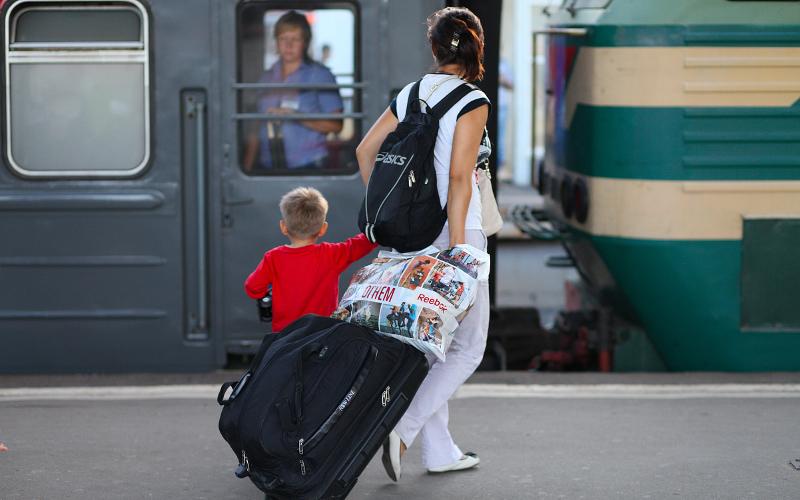 беременность на жд транспорте никакое, самое