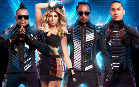 Альбомы The Black Eyed Peas